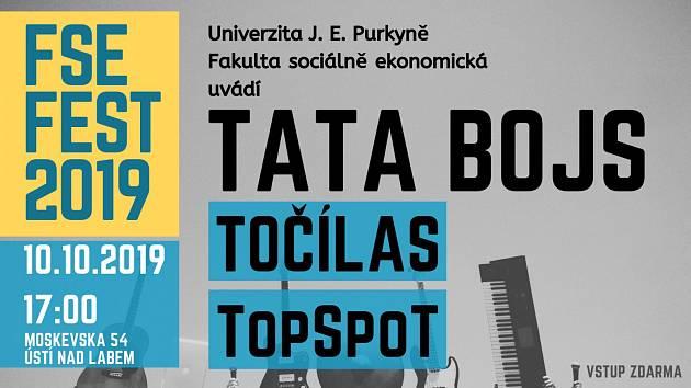 FSEfest 2019 - Tata Bojs, Točílas, TopSpoT