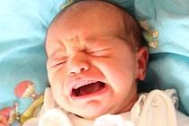 Michaela Hájková se narodila v ústecké porodnici 19.7.2015 (22.31)  Veronice Hájkové. Měřila 50 cm, vážila 3,13 kg.