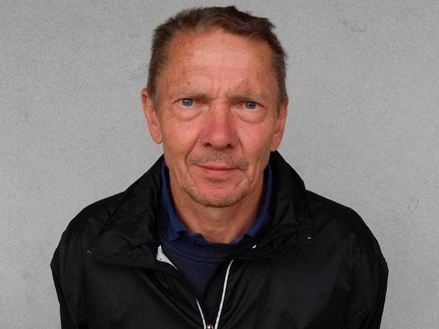 Bývalý hokejista Petr Hnídek.