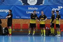 Futsalisté Rapidu Ústí n. L. ilustrační