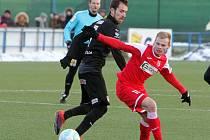 Ústečtí fotbalisté v přípravě remizovali s Plzní 2:2.