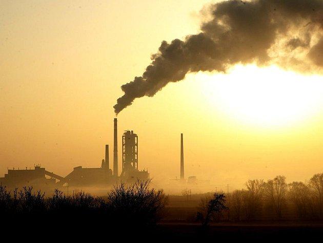 Začala riziková sezona výskytu smogu. Lovosicko vloni patřilo k nejpostiženejším oblastem.