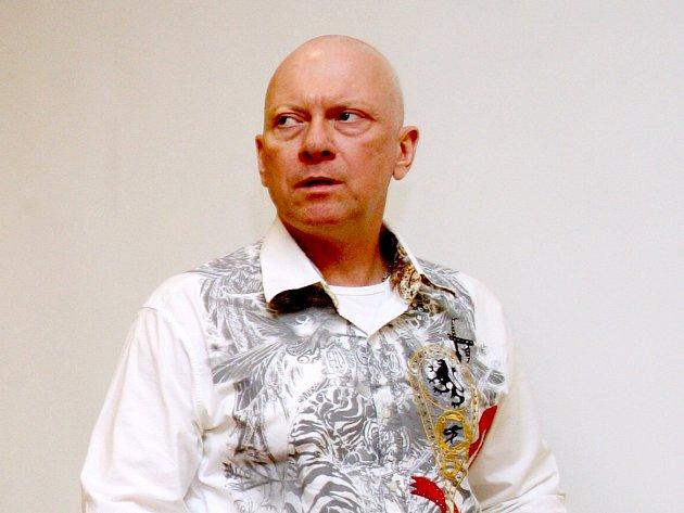 Náměstek hejtmanky Pavel Kouda.
