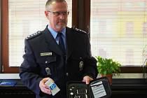 Ředitel ústecké policie Vladimír Danyluk.