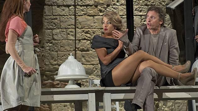 Inscenace Sen noci svatojánské se odehraje v Letním kině v Ústí nad Labem.