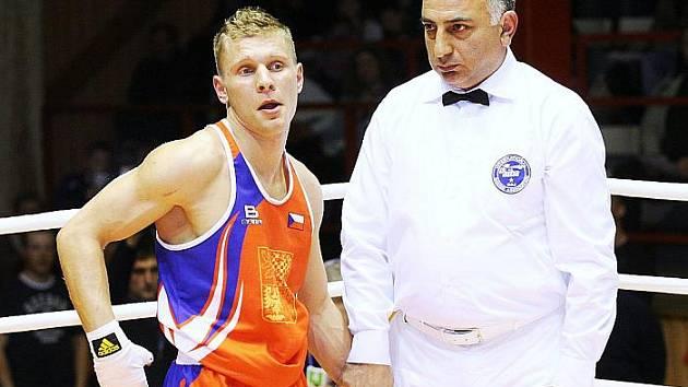Zdeněk Chládek po finále Grand Prix Ústí radostí moc nepřekypoval, Rus Besputin totiž proti němu nenastoupil.