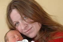Libuše Svobodová, porodila v ústecké porodnici dne  16. 4. 2011 (0.49) syna Michala (48 cm, 2,73 kg).