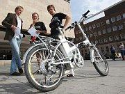 Evropský týden mobility: Elektrokolo