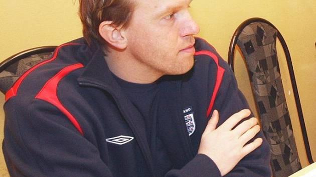 Asistent Petr Fousek na tiskové konferenci prozradil mimojiné s jakým cílem vyrazí FK Ústí na půdu Karviné.