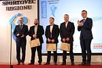 Vyhlášení ankety Sportovec Ústecka 2019.