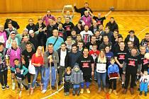 Pátý ročník charitativního turnaje Lokomotif Cup, jehož se zúčastnili také známé sportovní či herecké hvězdy. Na podporu Společnosti lidí s mentálním postižením se vybralo přes 45 tisíc korun.