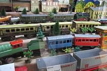 Modely železnic se dovážely i tajně z bývalé Německé demokratické republiky.