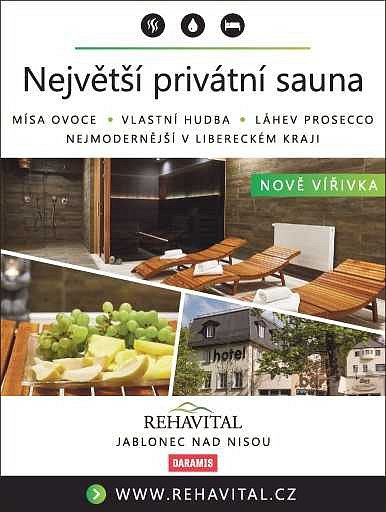 Privátní sauna Rehavital