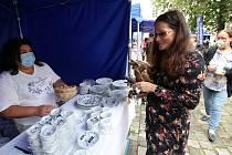 Porcelánové trhy v ústeckém muzeu
