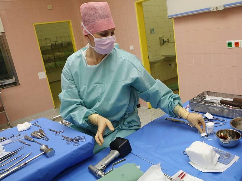Unikátní ortopedické operace kolen provádí v Masarykově nemocnici v Ústí nad Labem ortoped MUDr. Pavel Neckář.