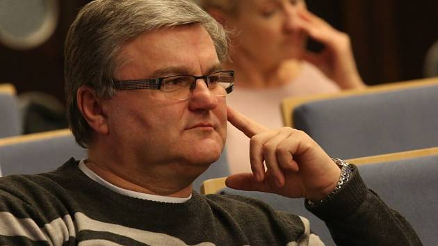 Sportovní manažer Slovanu Vladimír Evan.