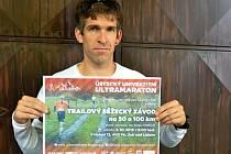 JAN ADAMEC Z LIBOUCHCE vloni vyhrál trailový běžecký závod na 50 kilometrů.