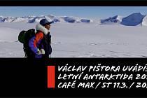 Václav Pištora uvádí: Letní Antarktida 2019