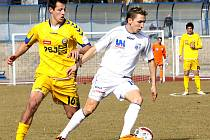 Týden po domácí remíze s Jihlavou (0:0) se ústečtí fotbalisté představí na hřišti Karviné. Dočkají se první jarní výhry?