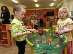 Mateřská škola U plavecké haly pozvala rodiče na den otevřených dveří.
