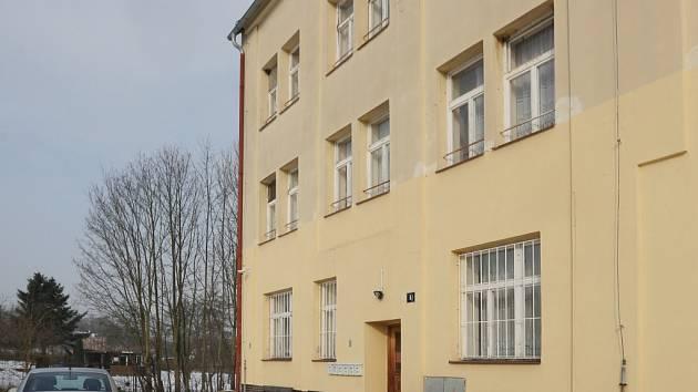 Azylový dům v Předlicích.
