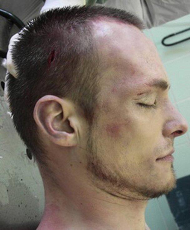 Kriminalisté žádají o pomoc při pátrání po totožnosti neznámého muže.