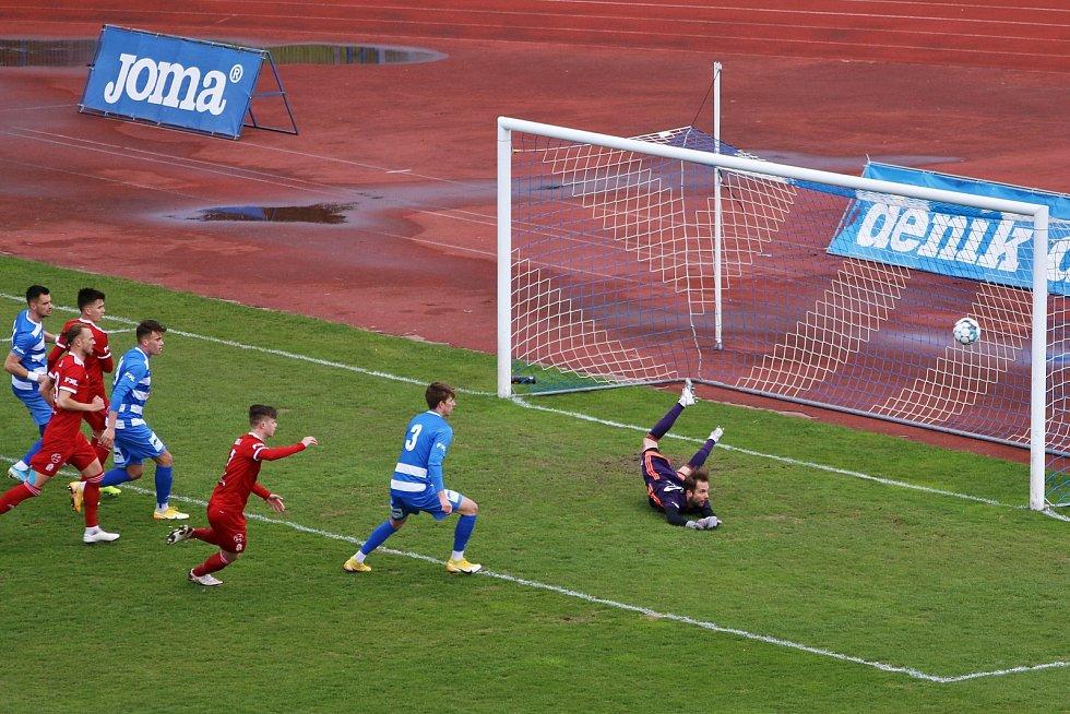FK Ústí - Vyšehrad, FNL 2020/2021