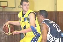 Srdcař Tomáš Holešovský už v Ústí nehraje. Teď trénuje v Prostějově.