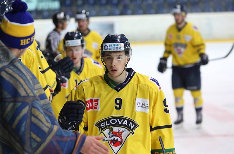 HC Slovan Ústí nad Labem ilustrační