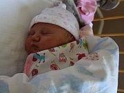 Nikola Verbná se narodila v ústecké porodnici 11. 5. 2017(1.45) Lence Koštové. Měřila 49 cm, vážila 3,4 kg.