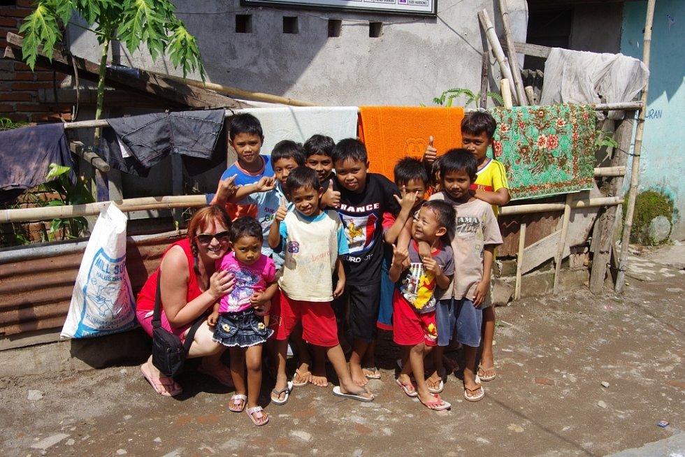 Jana Pancová z České Lípy poslala fotku z ostrova Lombok v Indonésii.