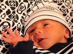 Jakub Vodrážka se narodil v ústecké porodnici 4.1.2015 (13.39) mamince Drahuši Vodrážkové. Měřil 44 cm, vážil 2,40 kg.