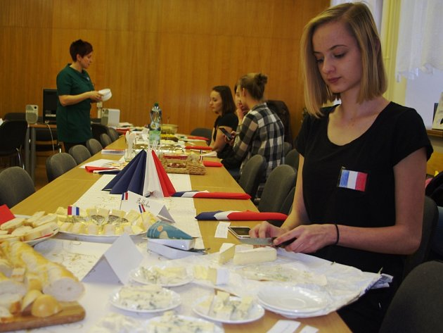 Francouzské dobroty zavoněly v akademii.