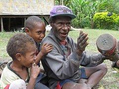 Papua - Nová Guinea objektivem Jana D. Bláhy.