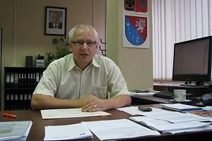 Josef Macík, starosta Severní Terasy.