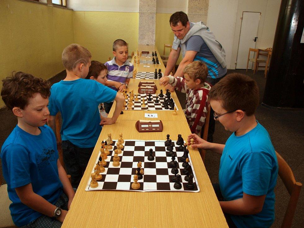 Dvacátý ročník Šachového festivalu.