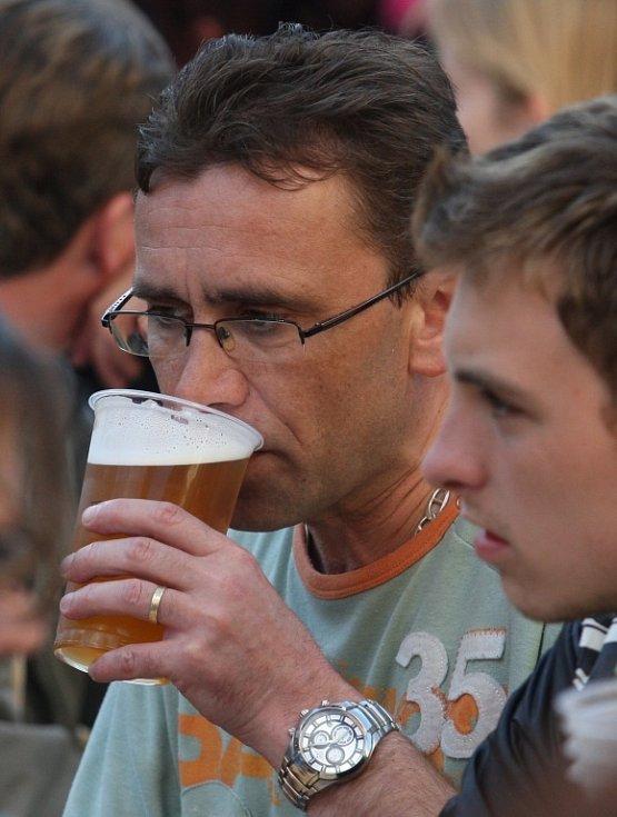 III. Ústecký pivní jarmark malých a rodinných pivovarů.