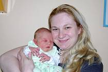Eva Pašková, se narodila v ústecké porodnici dne 12. 2. 2014 (4.22) mamince Evě Paškové, měřila 53 cm, vážila 3,78 kg.