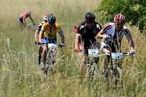 Na Střížovickém vrchu se opět sešli závodníci na horských kolech, aby poměřili síly.