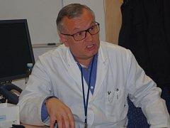 Profesor Pavel Červinka.