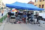 Občané z Ústí zažívali svou Alšovu ulici jinak