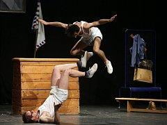 Herci Divadla Bolka Polívky se v Ústí představí jako zábavní i posmutnělí klauni.