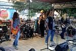 Black Sabáka a Last Rebel na Tivolím hudebním létu