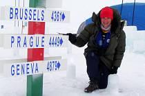I pro Ivanu Pilařovou byl arktický závod velkým dobrodružstvím a cestou do neznáma. Tedy do země sněhu a ledu.