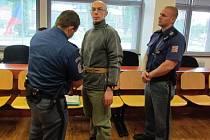 Za ubití spící ženy byl poslán muž do vězení na šestnáct let.