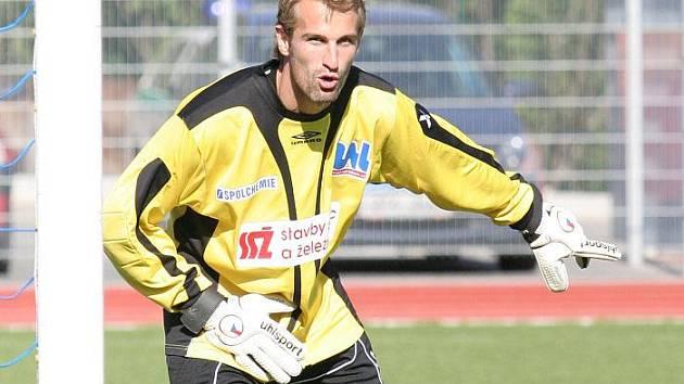 Krůček od podpisu smlouvy ve Spartaku Trnava je ústecký gólman Radim Novák.