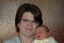 Martina Štyllerová, porodila v ústecké porodnici dne 30. 3. 2011 (13.29) dceru Lucii (50 cm, 3,63 kg).