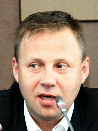 Jan Kubata, krajský předseda ODS.
