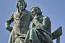 Bratři Grimmové patří mezi významné osobnosti německé i evropské kulturní historie.
