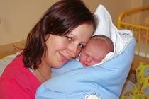 Daniel Horvát, se narodil v ústecké porodnici dne 11. 11. 2013 (10.07) mamince Pavle Horvátové, měřil 49 cm, vážil 3,06 kg.